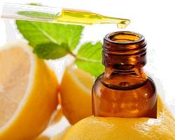 bergamotový esenciální aroma olej