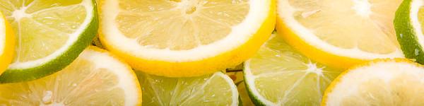 Esenciální olej s aroma citronu