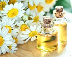 Aromatický olej heřmánek