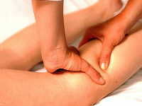 Profesionální masáže nohou, rezervace termínu online